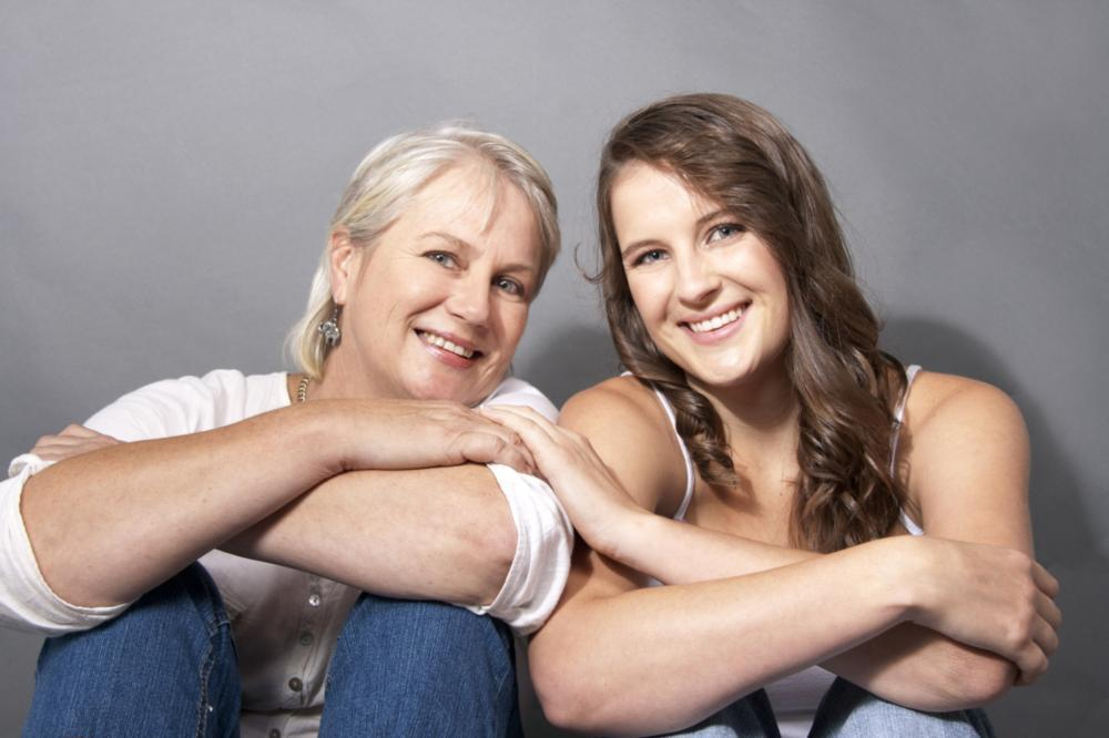 Mother and daughter smiling | Burnaby BC Dentist