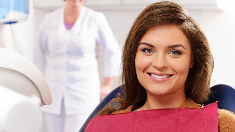 Smiling Woman | Right Dentist in Burnaby BC